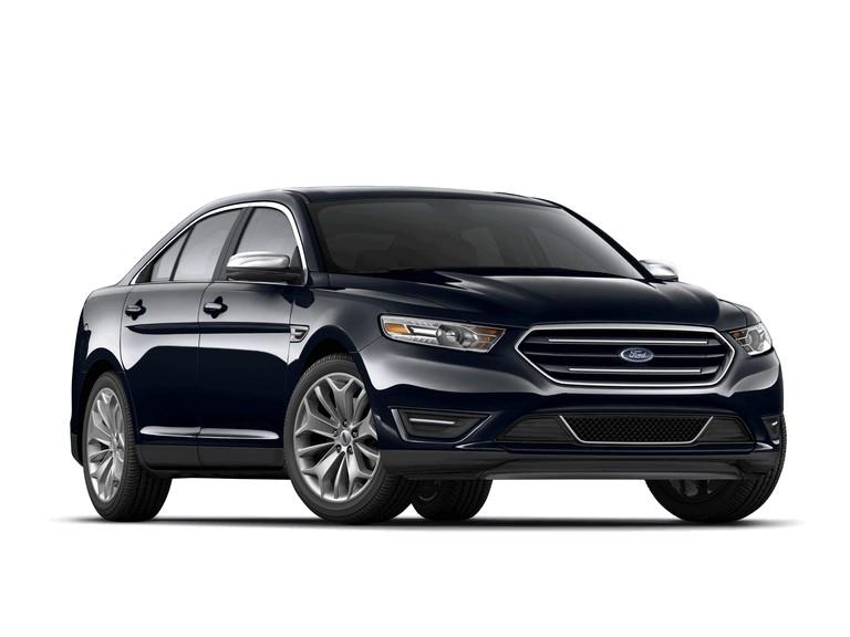 2015 Ford Taurus SHO 416524