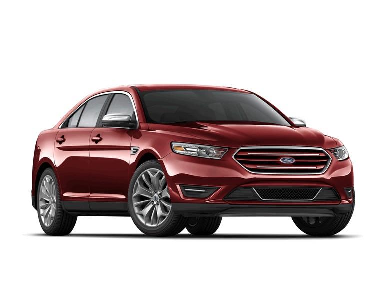 2015 Ford Taurus SHO 416525