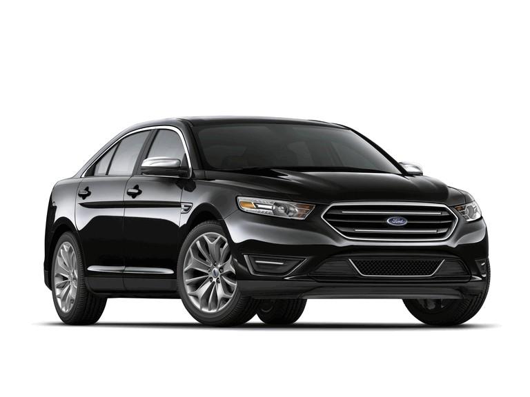 2015 Ford Taurus SHO 416526