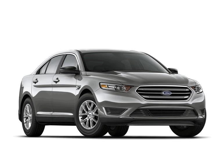 2015 Ford Taurus SHO 416528