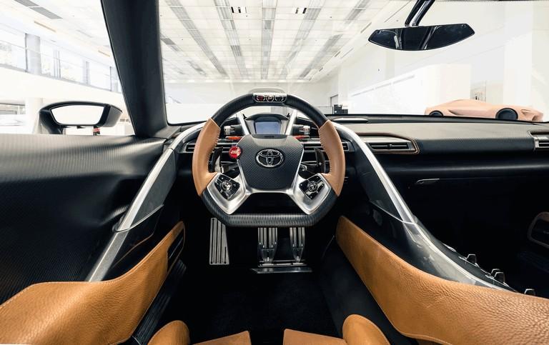2014 Toyota FT-1 Graphite concept 416835