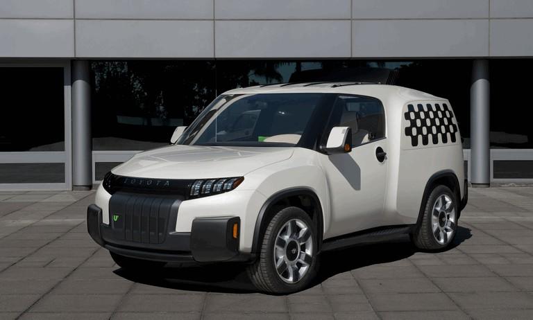 2014 Toyota U-squared Urban Utility Concept Vehicle 416842