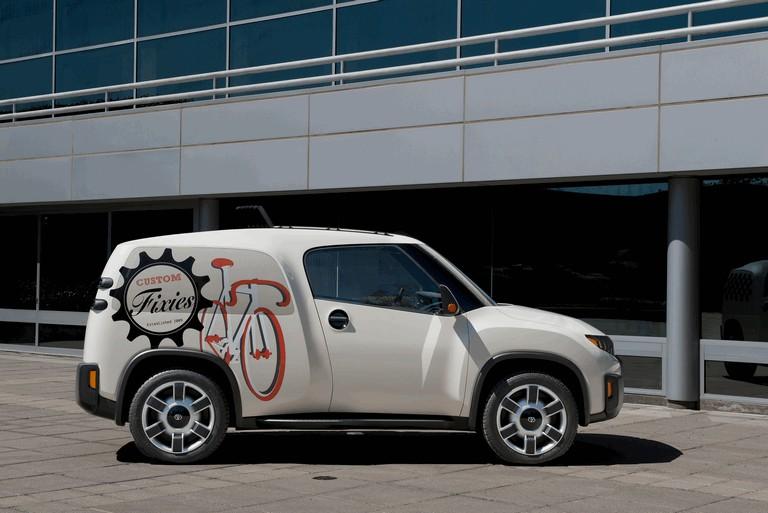 2014 Toyota U-squared Urban Utility Concept Vehicle 416845