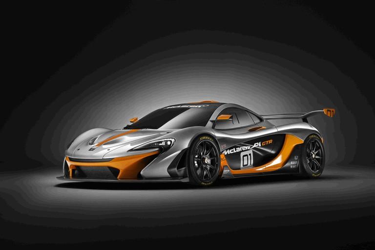 2014 McLaren P1 GTR 472172