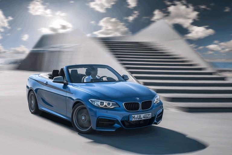 2014 BMW M235i ( F23 ) convertible 417157