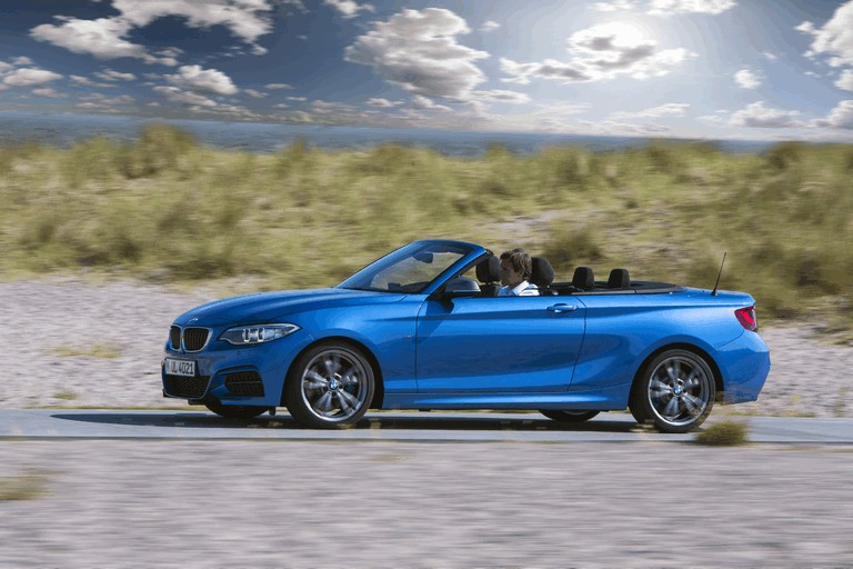 2014 BMW M235i ( F23 ) convertible 417166