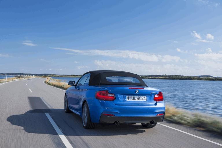 2014 BMW M235i ( F23 ) convertible 417175