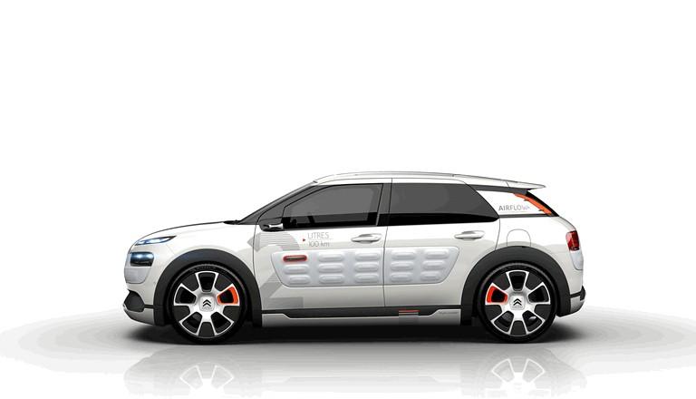 2014 Citroën C4 Cactus Airflow 2L concept 417478