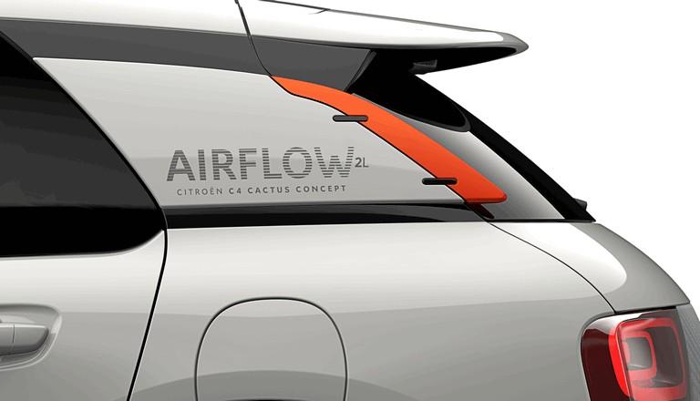 2014 Citroën C4 Cactus Airflow 2L concept 417493