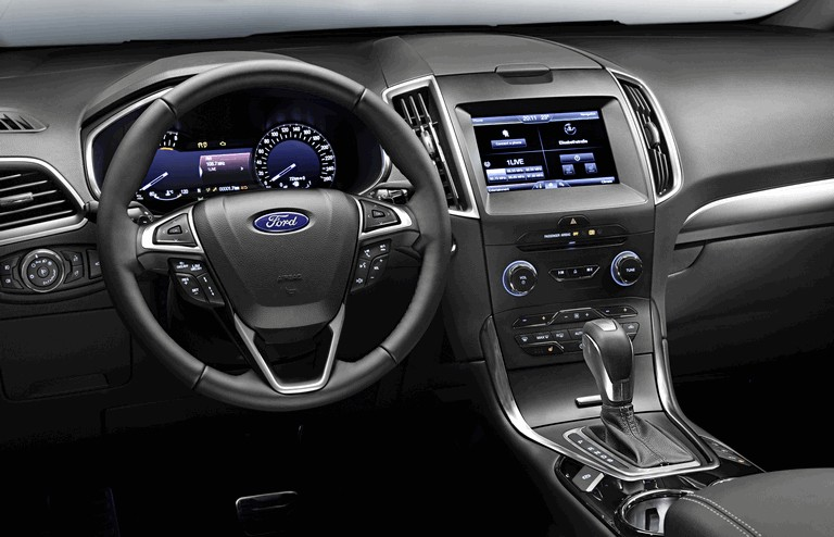 2015 Ford S-Max 417840