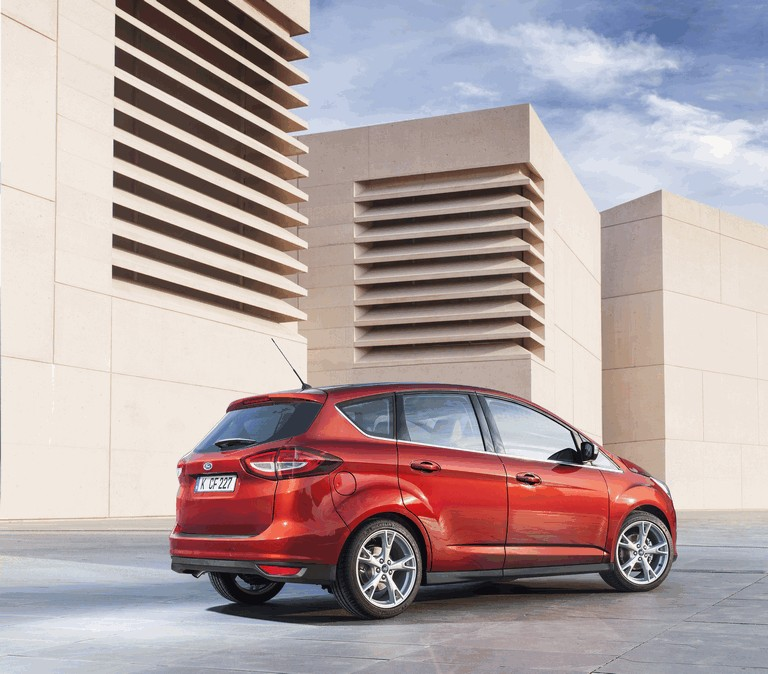 2015 Ford C-Max 417937