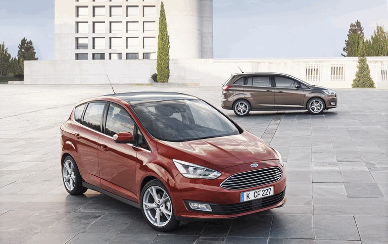 2015 Ford C-Max 417938