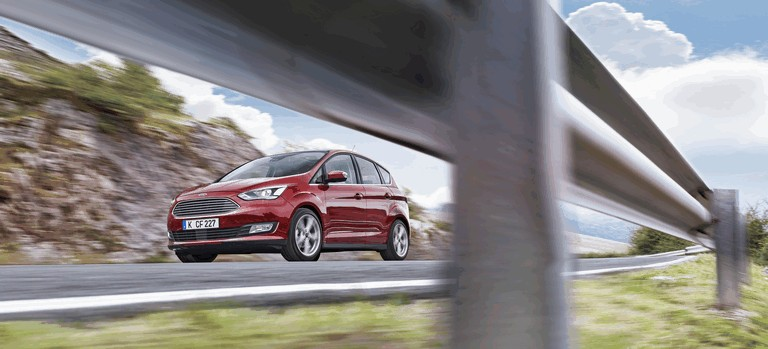 2015 Ford C-Max 417945