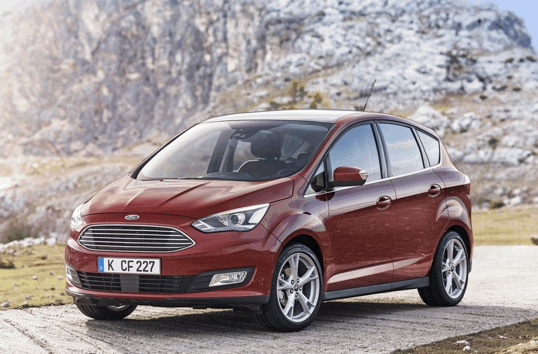 2015 Ford C-Max 417946