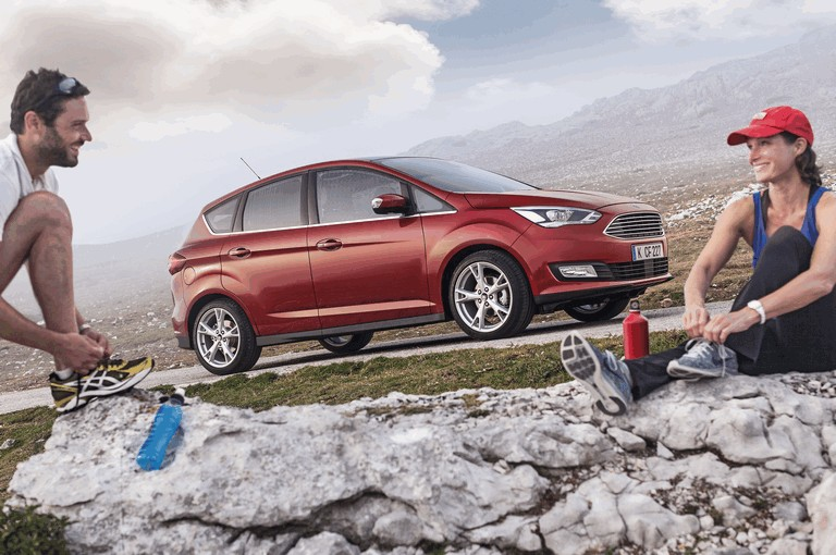 2015 Ford C-Max 417950