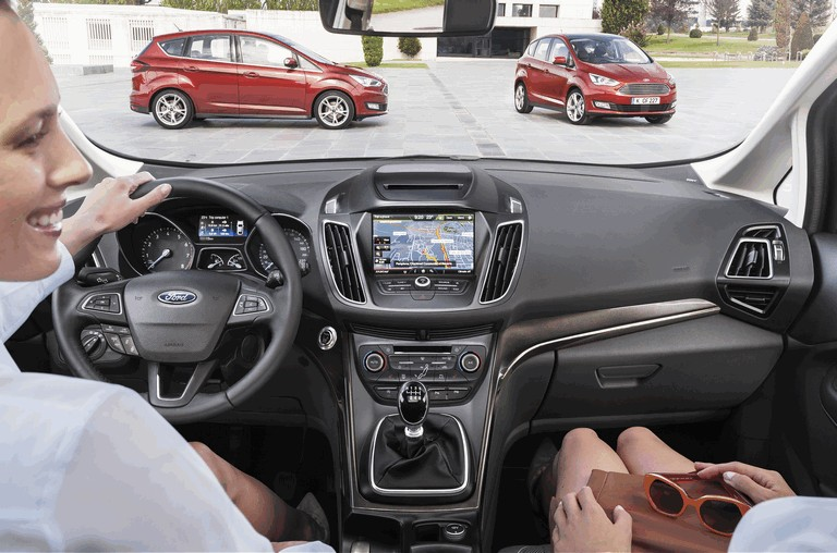 2015 Ford C-Max 417957