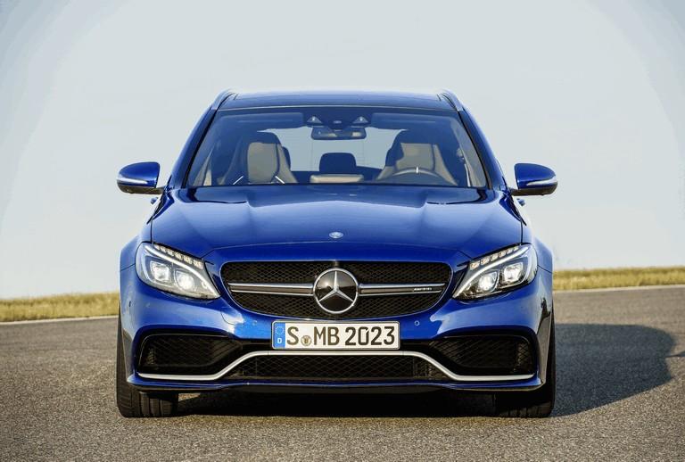 2014 Mercedes-Benz C63 AMG ( W205 ) SW 418228