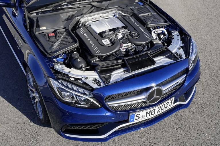 2014 Mercedes-Benz C63 AMG ( W205 ) SW 418232