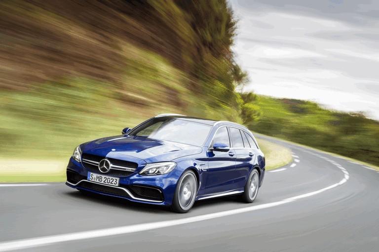 2014 Mercedes-Benz C63 AMG ( W205 ) SW 418234