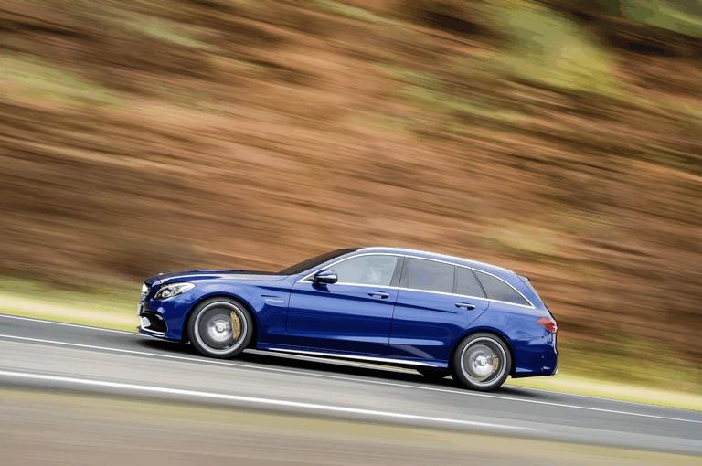 2014 Mercedes-Benz C63 AMG ( W205 ) SW 418240