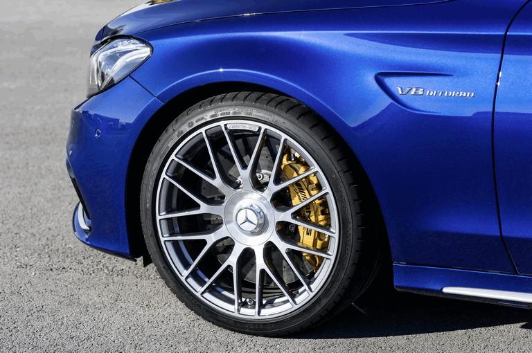 2014 Mercedes-Benz C63 AMG ( W205 ) SW 418242