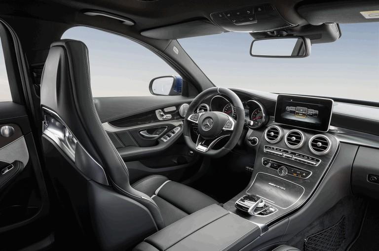 2014 Mercedes-Benz C63 AMG ( W205 ) SW 418245