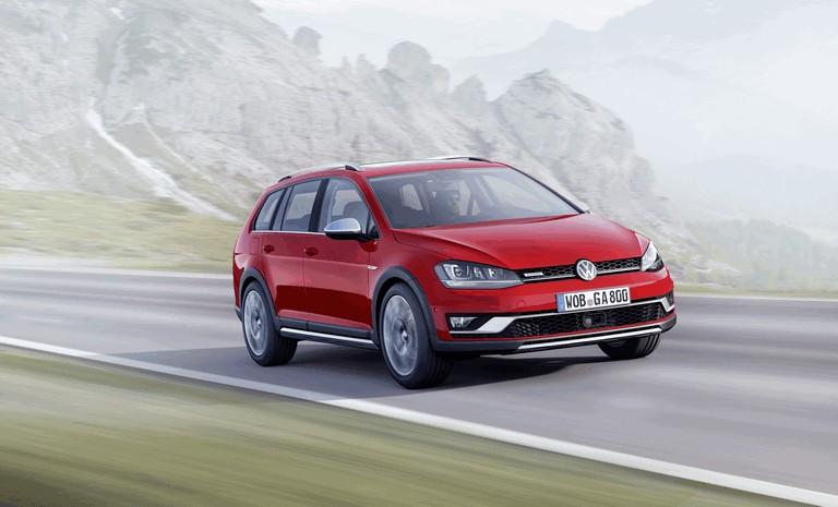 2014 Volkswagen Golf ( VII ) Alltrack 418367