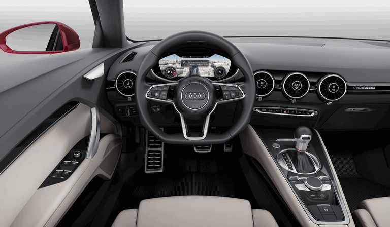 2014 Audi TT Sportback concept 418641