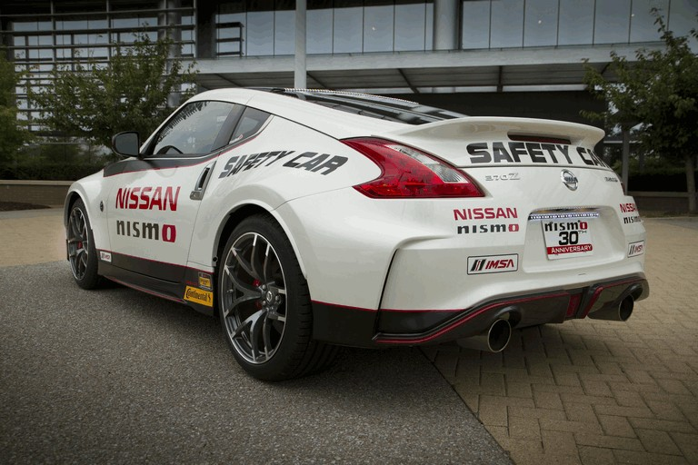 2015 Nissan 370Z Nismo - safety car 418965