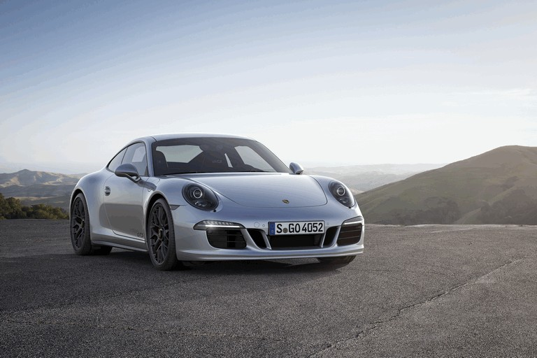 2014 Porsche 911 ( 991 ) Carrera 4 GTS 419363