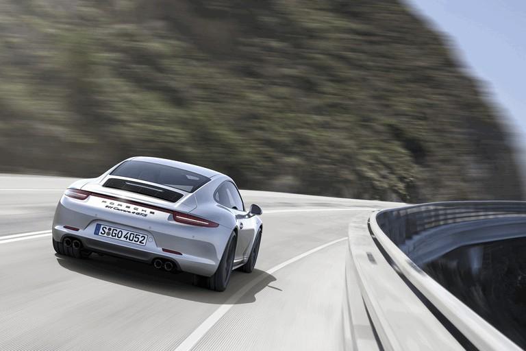 2014 Porsche 911 ( 991 ) Carrera 4 GTS 419364