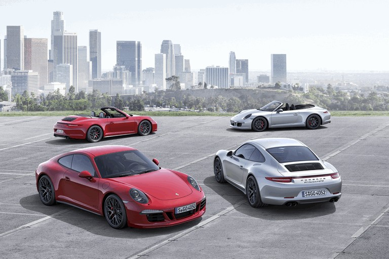 2014 Porsche 911 ( 991 ) Carrera 4 GTS 419365