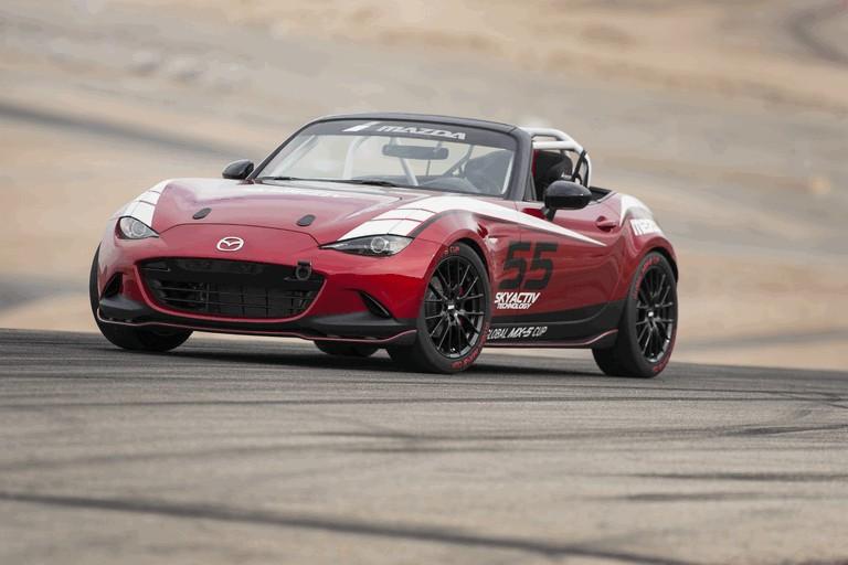 2016 Mazda MX-5 Cup racecar 419720
