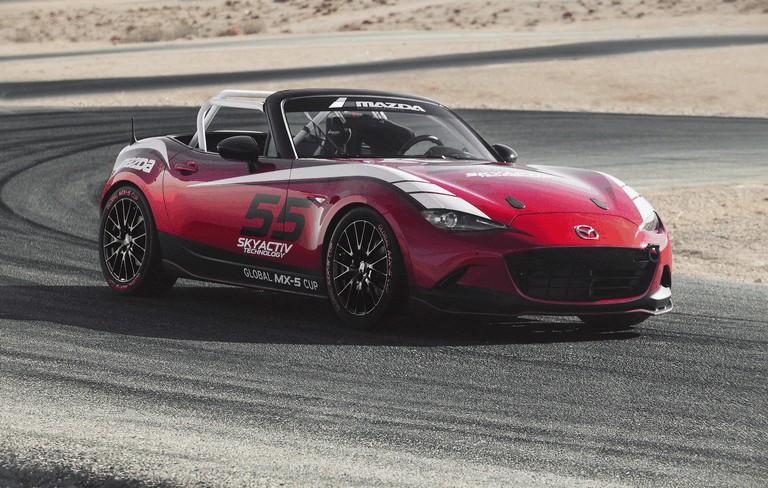 2016 Mazda MX-5 Cup racecar 419721