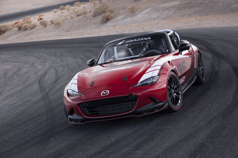 2016 Mazda MX-5 Cup racecar 419722