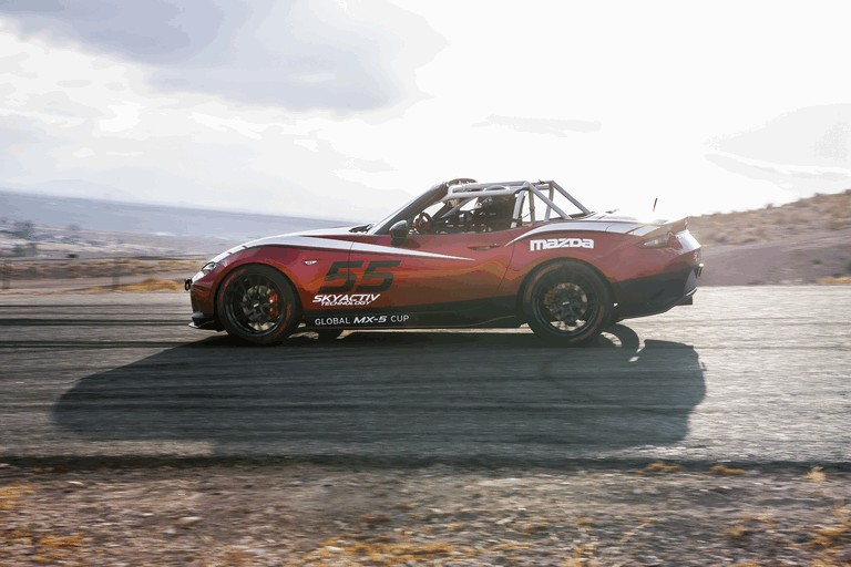 2016 Mazda MX-5 Cup racecar 419732