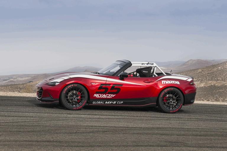 2016 Mazda MX-5 Cup racecar 419734