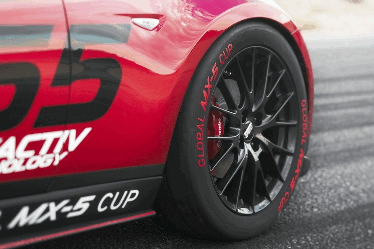 2016 Mazda MX-5 Cup racecar 419744