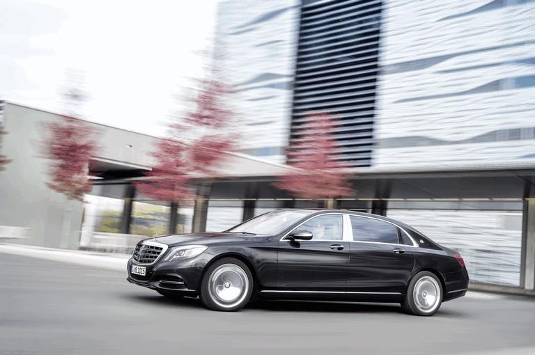 2014 Mercedes-Maybach S-klasse ( W222 ) 425789