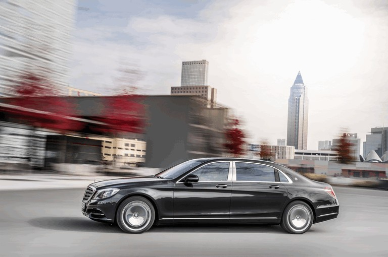 2014 Mercedes-Maybach S-klasse ( W222 ) 425791