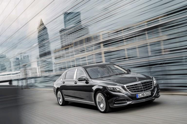 2014 Mercedes-Maybach S-klasse ( W222 ) 425793