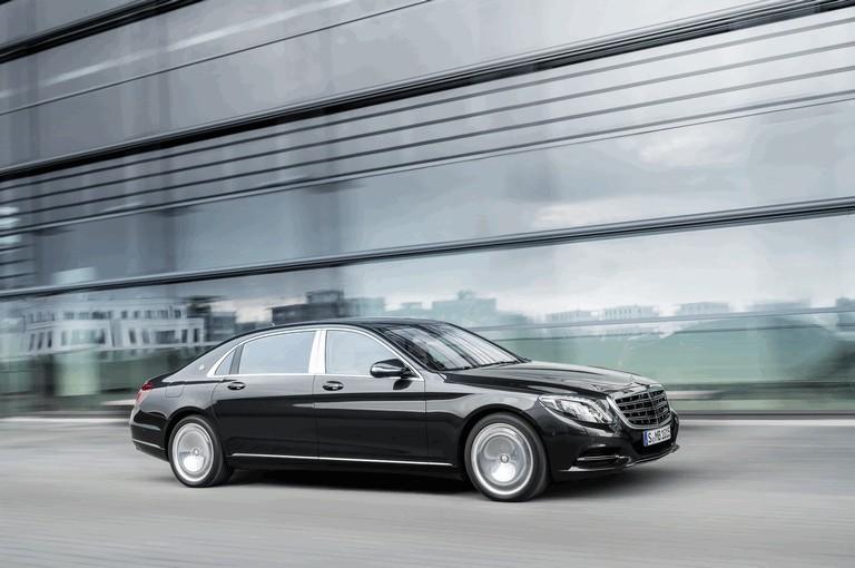 2014 Mercedes-Maybach S-klasse ( W222 ) 425794