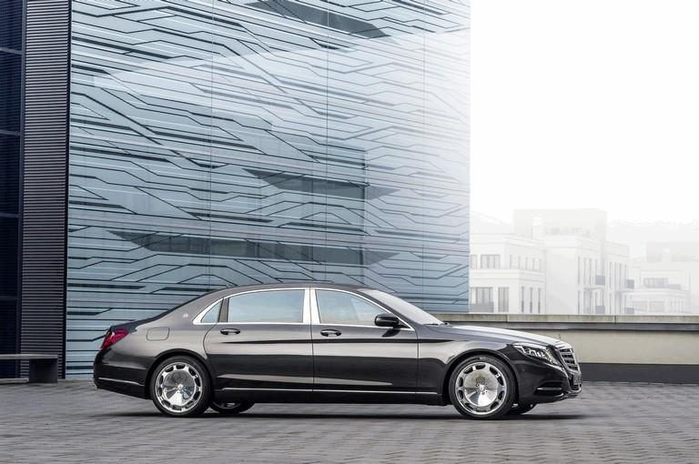 2014 Mercedes-Maybach S-klasse ( W222 ) 425795
