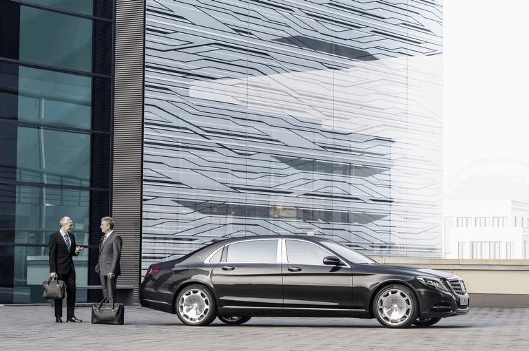 2014 Mercedes-Maybach S-klasse ( W222 ) 425796