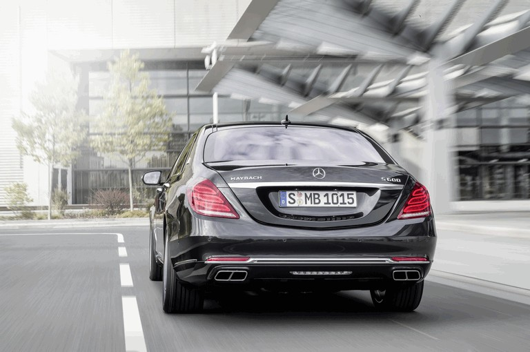 2014 Mercedes-Maybach S-klasse ( W222 ) 425804