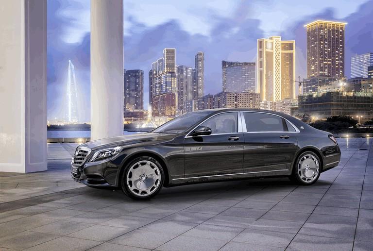 2014 Mercedes-Maybach S-klasse ( W222 ) 425806
