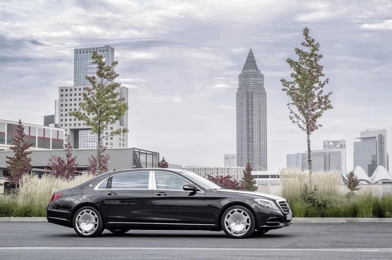 2014 Mercedes-Maybach S-klasse ( W222 ) 425810