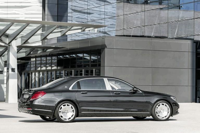 2014 Mercedes-Maybach S-klasse ( W222 ) 425814