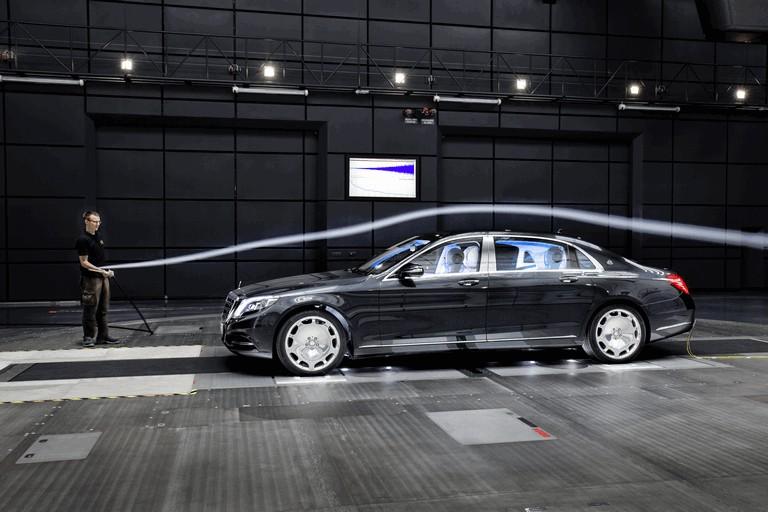 2014 Mercedes-Maybach S-klasse ( W222 ) 425823