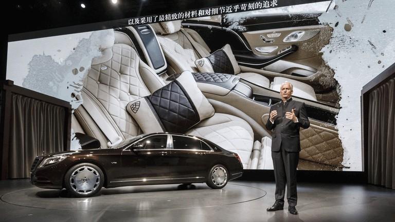 2014 Mercedes-Maybach S-klasse ( W222 ) 425826